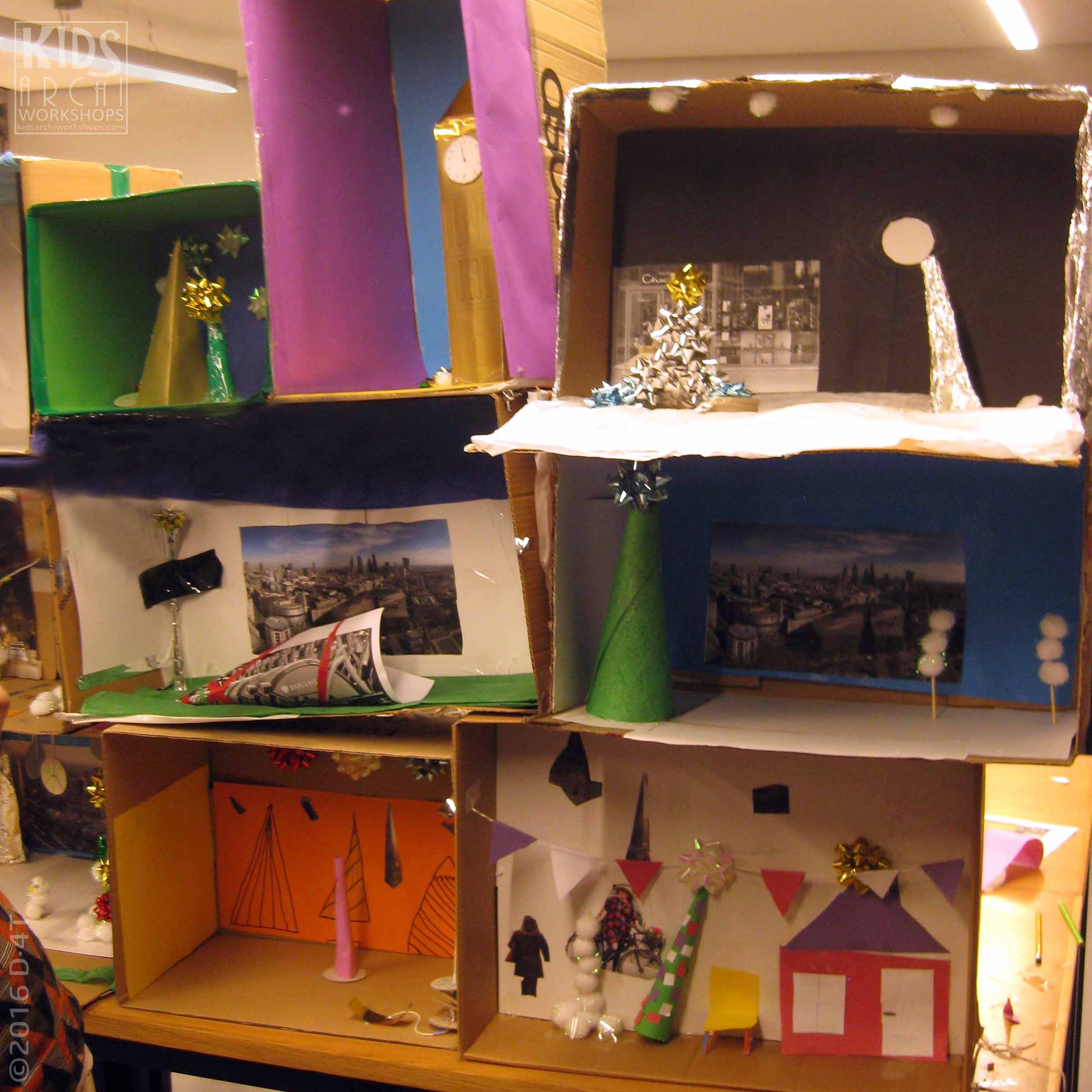 Christmas Window Project – Part One